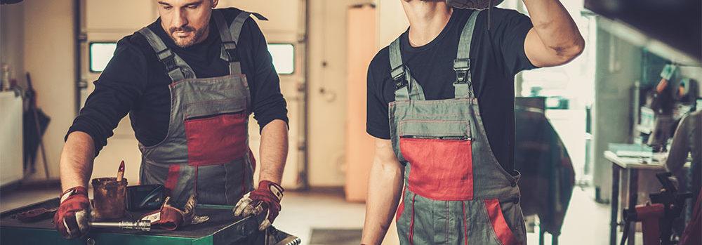 Repair Garages Warrington