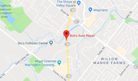 Auto Shop Bucks County