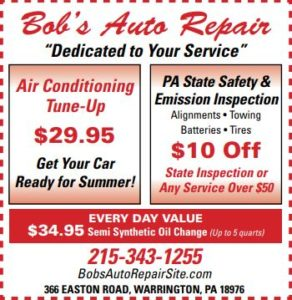 Auto Repair Shop Warrington